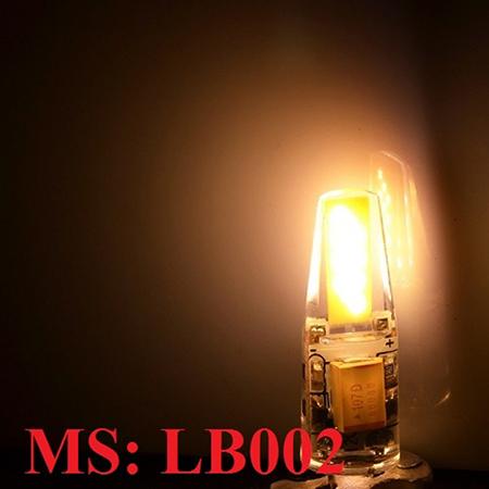 BÓNG LED G4- LOẠI 3WATT- COB