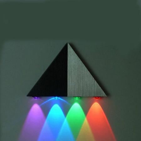 Đèn LED Hình Tam Giác