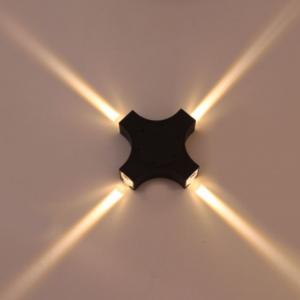 Đèn LED Chiếu Sáng 4 Góc